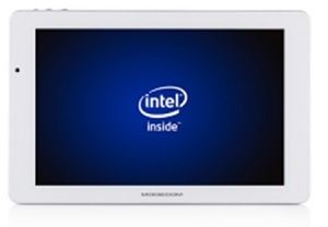 Modecom FreeTAB 9000 IPS ICG 3G tablet Intel® Atom™ Z2580 16 GB White