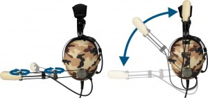 ARCTIC P533 Military - Stereo Gaming Headset