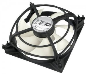 ARCTIC F9 PRO PWM PST - 92mm case fan with PWM control