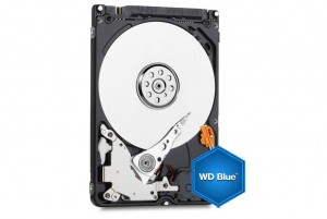 Western Digital Blue PC Mobile 2.5 2000 GB Serial ATA III
