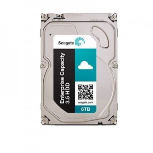 Seagate Constellation ST6000NM0024 internal hard drive 3.5 6000 GB Serial ATA III