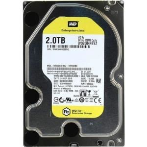 Western Digital RE 3.5 2000 GB Serial ATA