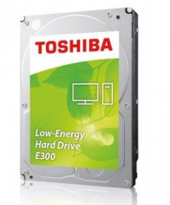 Toshiba E300 Low Energy 3TB 3.5 3000 GB Serial ATA III