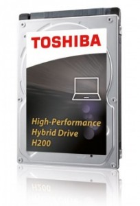 Toshiba H200 500GB 2.5 Serial ATA III