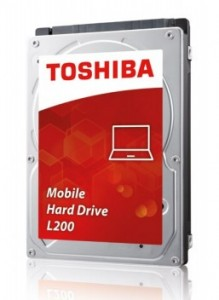 Toshiba L200 500GB 2.5 Serial ATA II