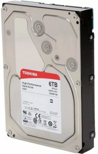 Toshiba X300 3.5 6000 GB Serial ATA III