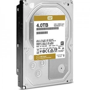 Western Digital Gold 3.5 4000 GB Serial ATA III