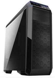 Chieftec STALLION Midi-Tower Black 1000 W