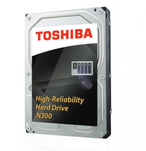 Toshiba N300 3.5 6000 GB Serial ATA III