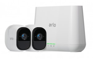 Arlo Pro IP security camera Indoor  outdoor Cube Desk/Wall 1280 x 720 pixels
