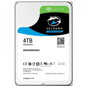 Seagate SkyHawk ST4000VX007 internal hard drive 3.5 4000 GB Serial ATA III