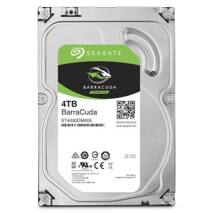 Seagate Barracuda ST4000DM005 internal hard drive 3.5 4000 GB Serial ATA III