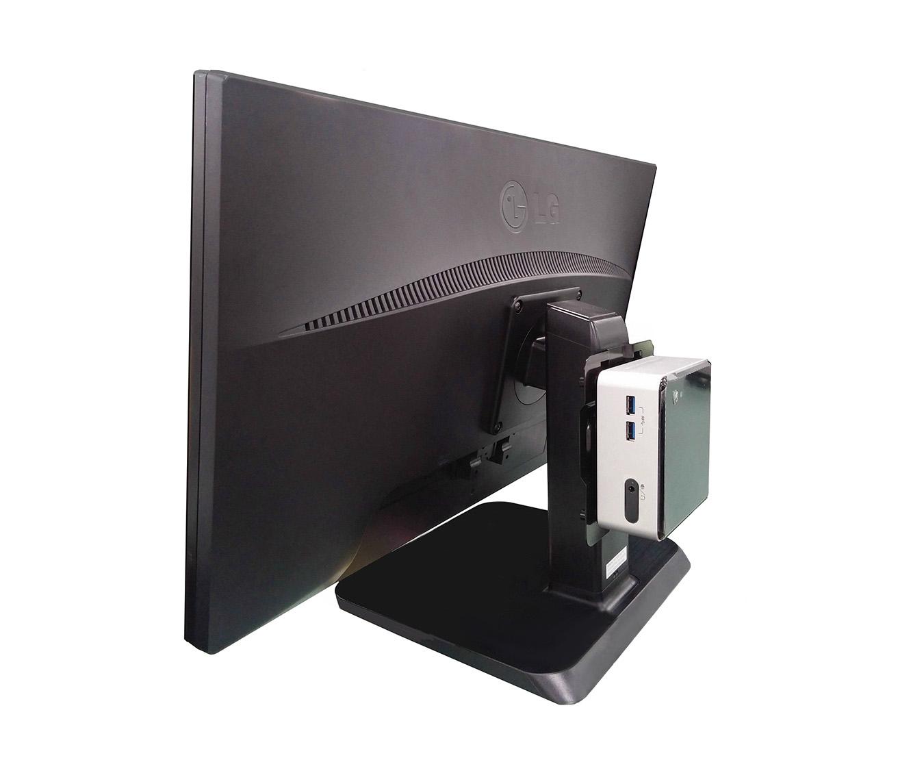 Lg Wah Lg Mini Pc Bracket Mpcbr01 Aeu Bracket Monitors