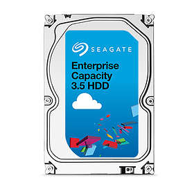 Seagate Enterprise ST6000NM0115 internal hard drive 3.5 6000 GB Serial ATA III