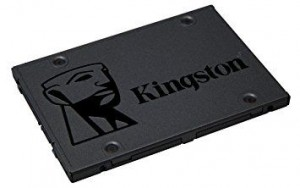 Kingston Technology A400 internal solid state drive 2.5 240 GB Serial ATA III TLC