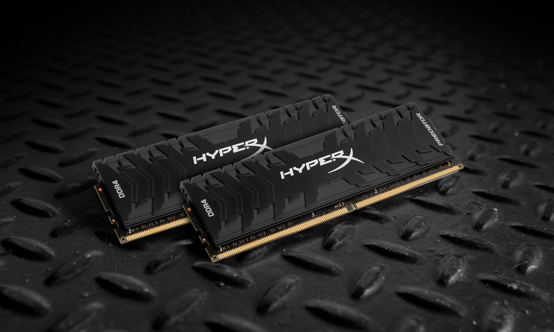 Available now - HyperX Predator DDR4