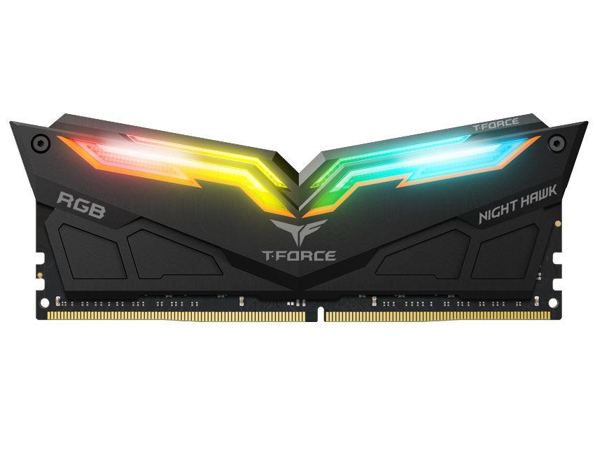 TEAM GROUP Night Hawk RGB - New product release