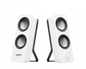 Logitech Z200 10 W White Wired