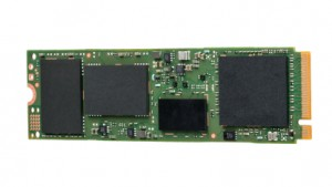Intel Pro 6000p internal solid state drive M.2 256 GB PCI Express