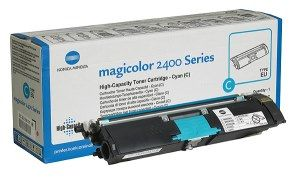Konica Minolta 1710589-007 toner cartridge Original Cyan 1 pc(s)