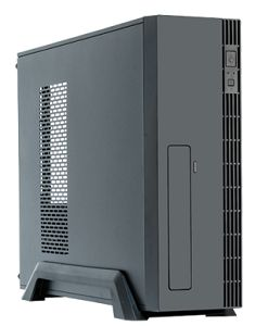 Chieftec CA-01SL-SL-B Full Tower Black,Silver