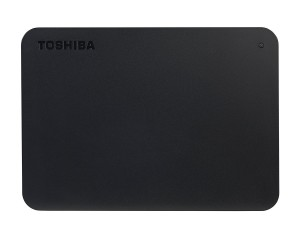 2.5 EXTERNAL HDD Toshiba CANVIO BASICS 1TB USB 3.0  BLACK