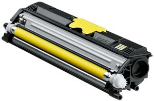 Konica Minolta Yellow Toner Cartridge Original