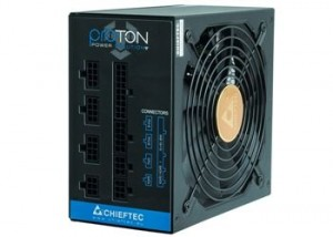 Chieftec BDF-1000C power supply unit 1000 W PS/2 Black
