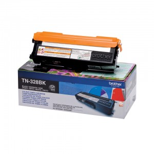 Brother TN-328BK toner cartridge Original Black 1 pc(s)