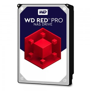 Western Digital Red Pro 3.5 8000 GB Serial ATA III