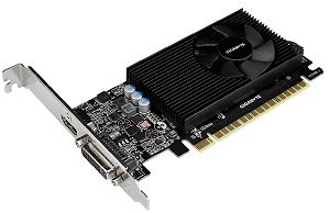 Gigabyte GV-N730D5-2GL graphics card GeForce GT 730 2 GB GDDR5