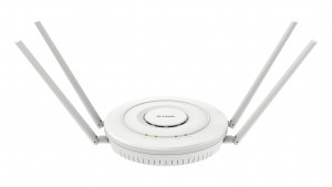 D-Link DWL-6610APE WLAN access point 1200 Mbit/s Power over Ethernet (PoE) White