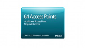 D-Link DWC-2000-AP64-LIC software license/upgrade