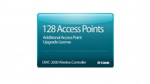 D-Link DWC-2000-AP128-LIC software license/upgrade