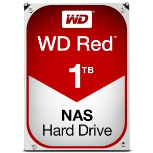 Western Digital Red 3.5 1000 GB Serial ATA III HDD