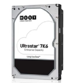 Western Digital Ultrastar 7K6 3.5 4000 GB SAS