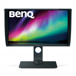 Benq SW271 LED display 68.6 cm (27) 3840 x 2160 pixels 3D 4K Ultra HD Flat Black,Grey