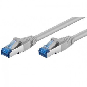 Intellinet 0.5m Cat6A S/FTP RJ-45 networking cable S/FTP (S-STP) Grey