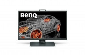 Benq PD3200Q computer monitor 81.3 cm (32) Wide Quad HD LED Flat Matt Black