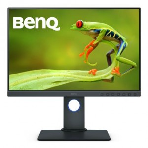 Benq SW240 computer monitor 61.2 cm (24.1) 1920 x 1080 pixels Full HD LED Flat Grey