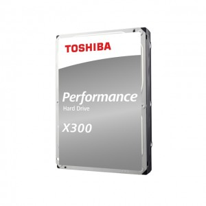 TOSHIBA 3,5X300 - High-Performance HDD 10TB 256Mb OEM
