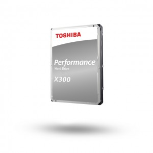 Toshiba X300 3.5 12000 GB Serial ATA