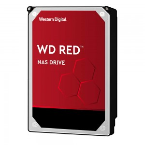 Western Digital Red 3.5 2000 GB Serial ATA III