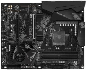 Gigabyte X570 GAMING X (rev. 1.0) Socket AM4 ATX AMD X570