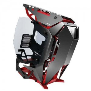 Antec Torque computer case Midi-Tower Black,Red
