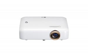 LG PH550G data projector Desktop projector 550 ANSI lumens DLP 720p (1280x720) 3D White
