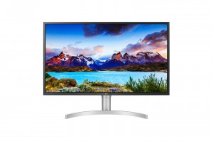 LG 32UL750-W LED display 80 cm (31.5) 3840 x 2160 pixels 4K Ultra HD Silver