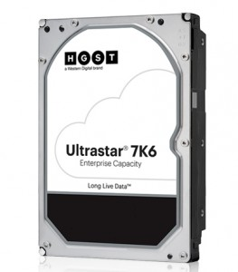 Western Digital 7K6 3.5 4000 GB Serial ATA III