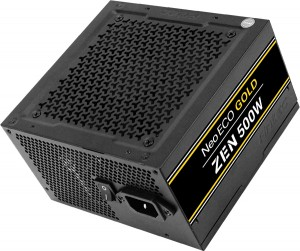 Antec NE500G Zen power supply unit 500 W ATX Black
