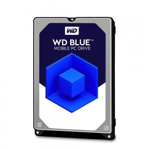 Western Digital BLUE 2 TB 2.5 2000 GB Serial ATA III